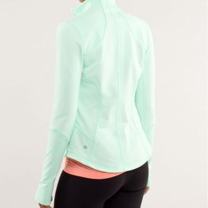 Lululemon Forme Jacket Fresh Teal